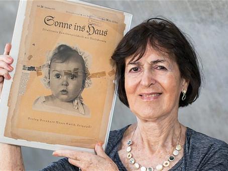 Zsidó kislány népszerűsítette a Harmadik Birodalmat