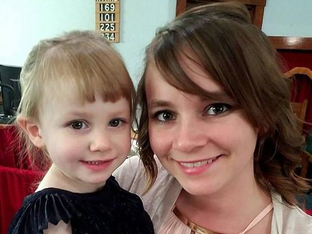 Cukorbetegségben meghalt a hároméves kislányom