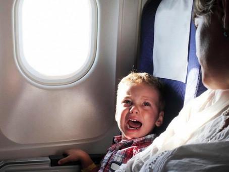 Beteg gyerekkel is repülök, közöd?
