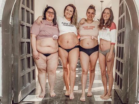 Szeresd a szülés utáni testedet (is)!
