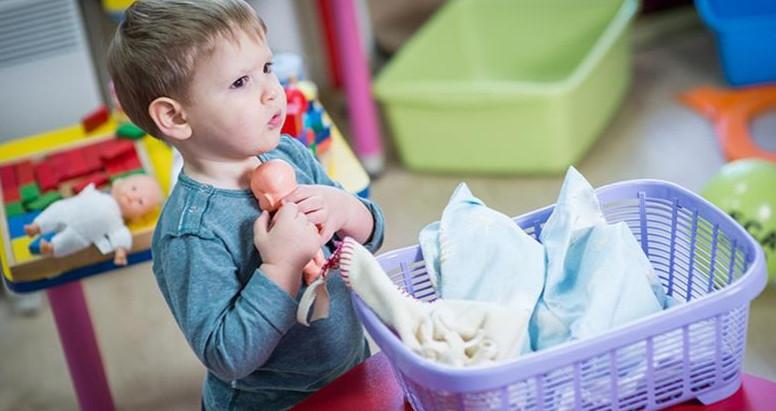 Nem adhatsz babát a fiunknak ajándékba!