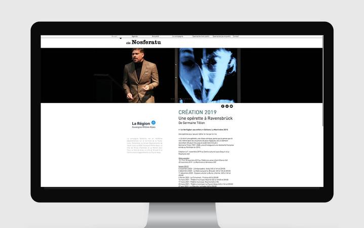 Cie Nosferatu - Théâtre Musical