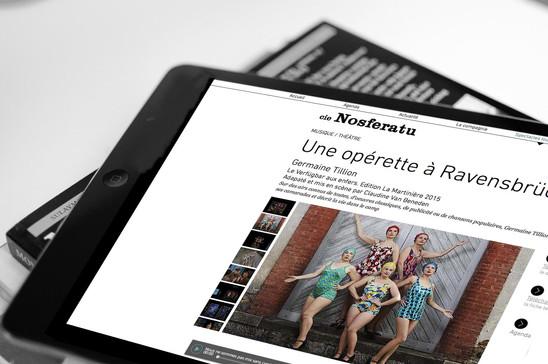 Tablette - Cie Nosferatu