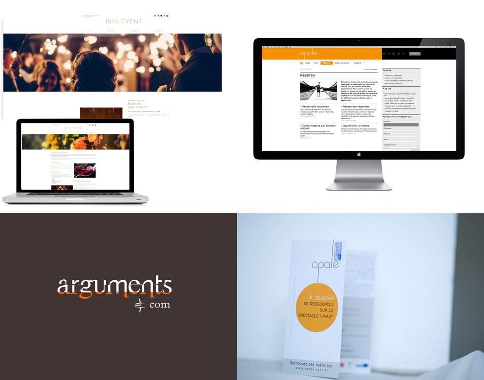 Projets Opale - Arguments.com