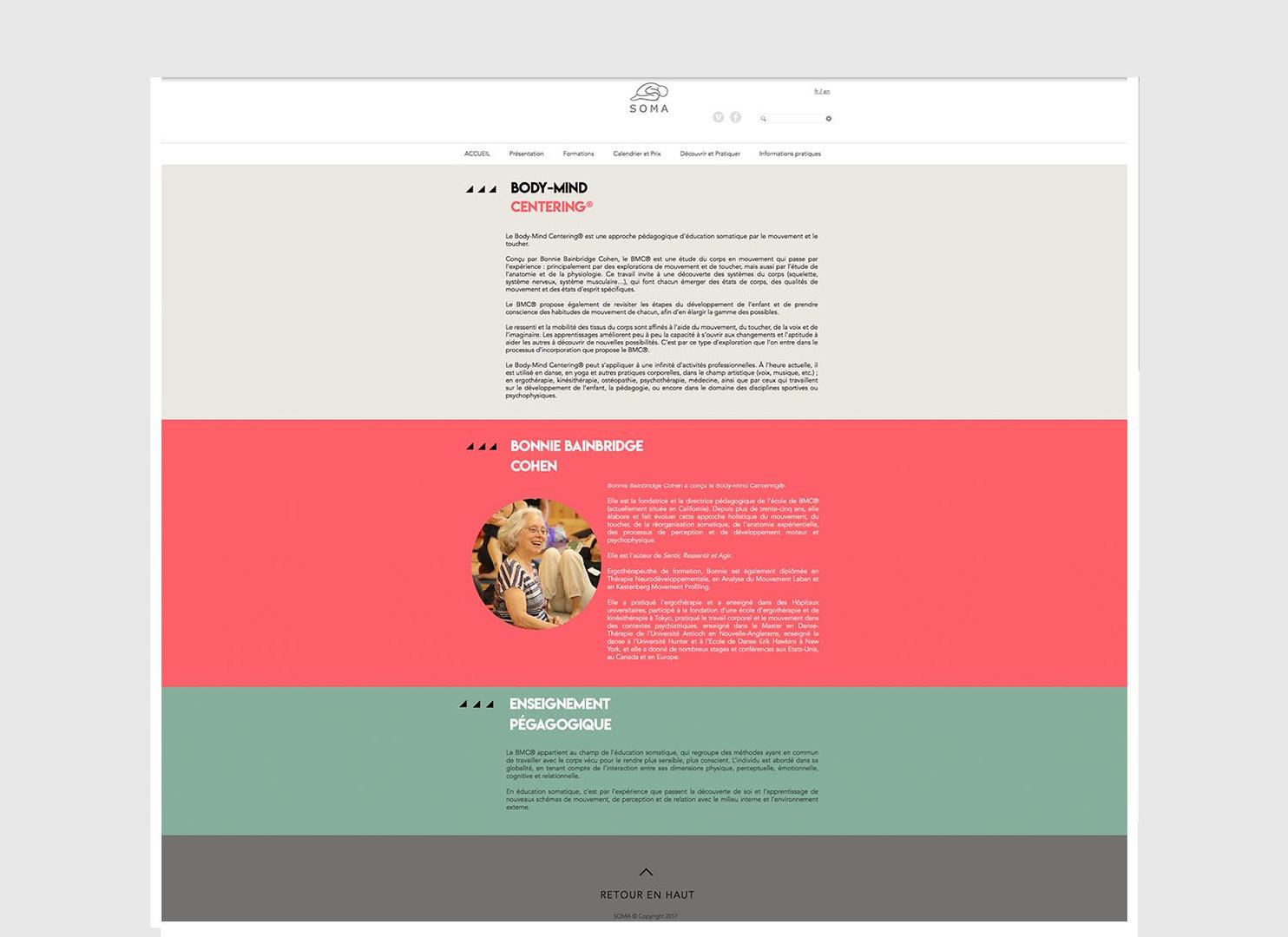 Site Web SOMA