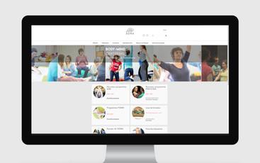 Site Web SOMA - page d'accueil