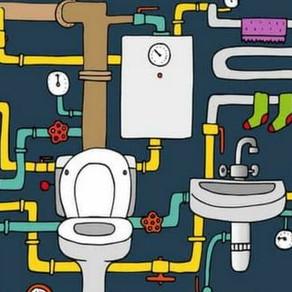 집 관리 101 - 3. Plumbing (part 1)