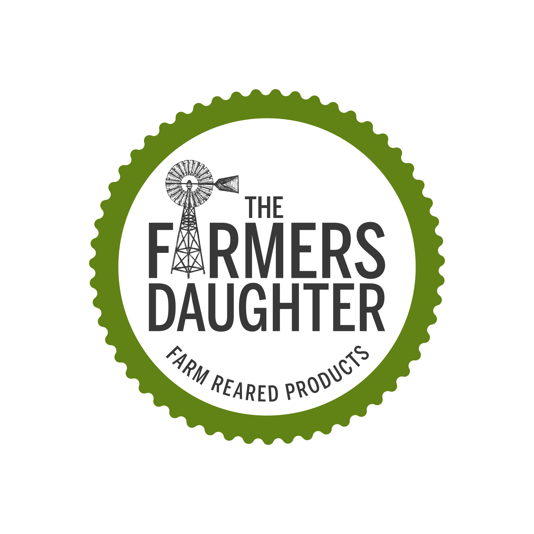 The Farmers Daughter Logo