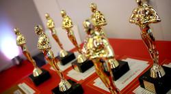 Oscar Award Figures Ready to Hand Out