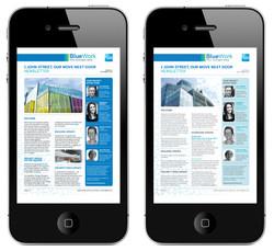 American Express Digital Newsletter