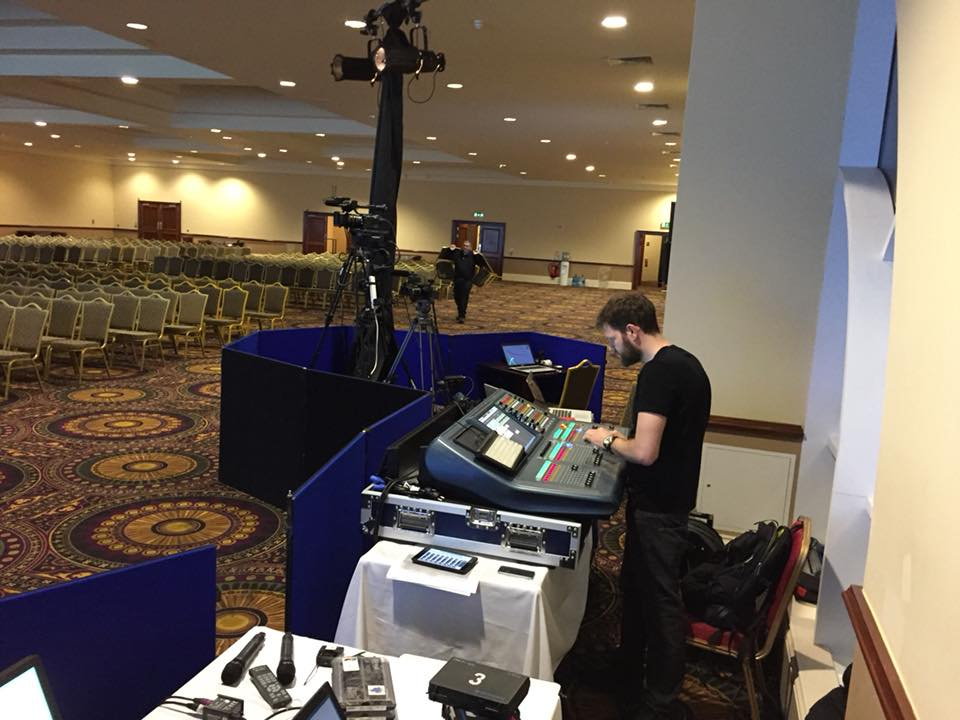 ISCoS Conference Event in Dublin - Technical Area