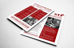 STI Printed Brochure 2016