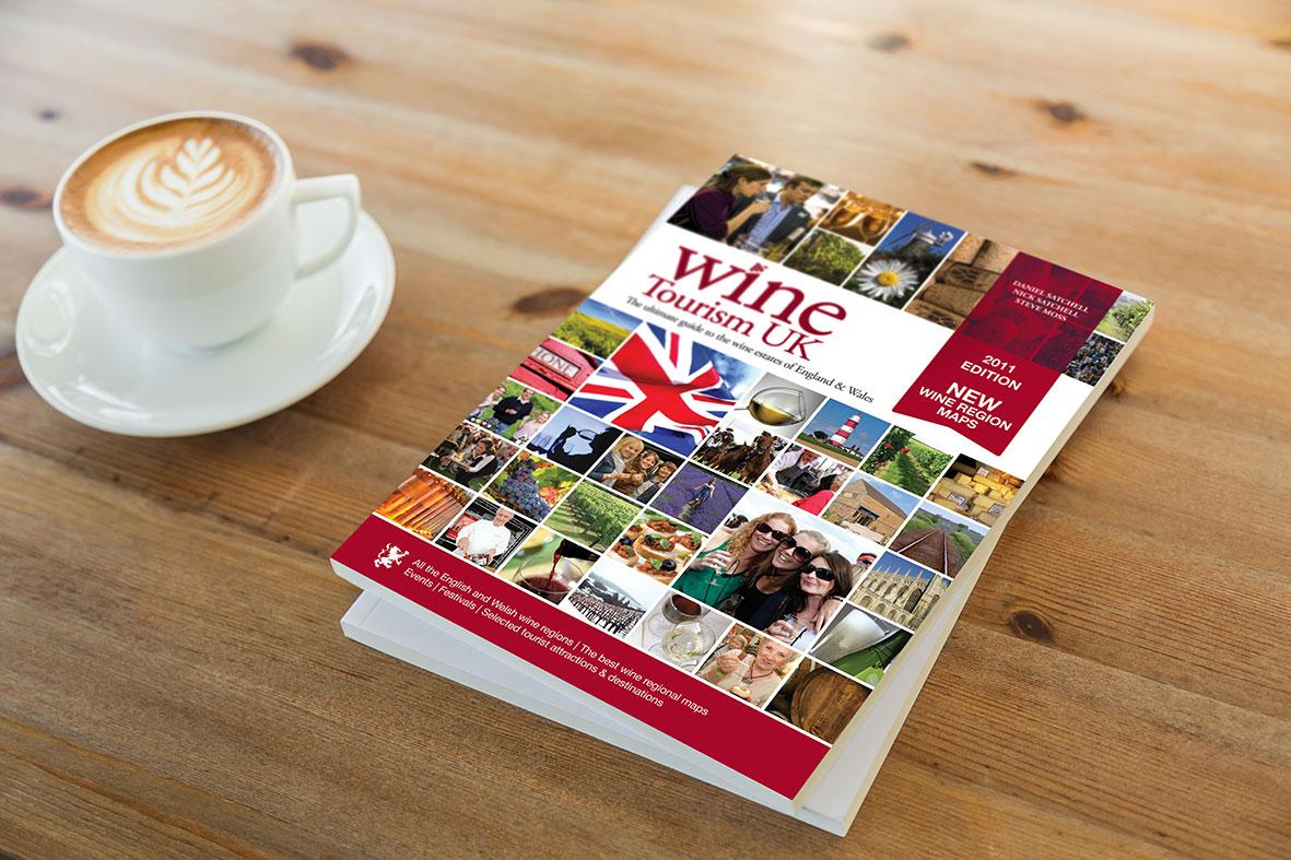Wine Tourism UK Annual Guide Portfolio