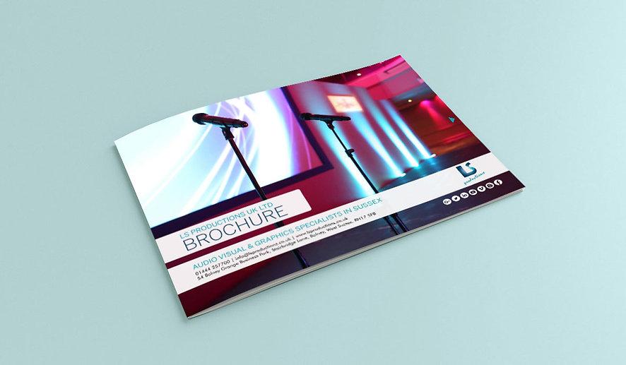 LS Productions UK Ltd Company Brochure of Servi