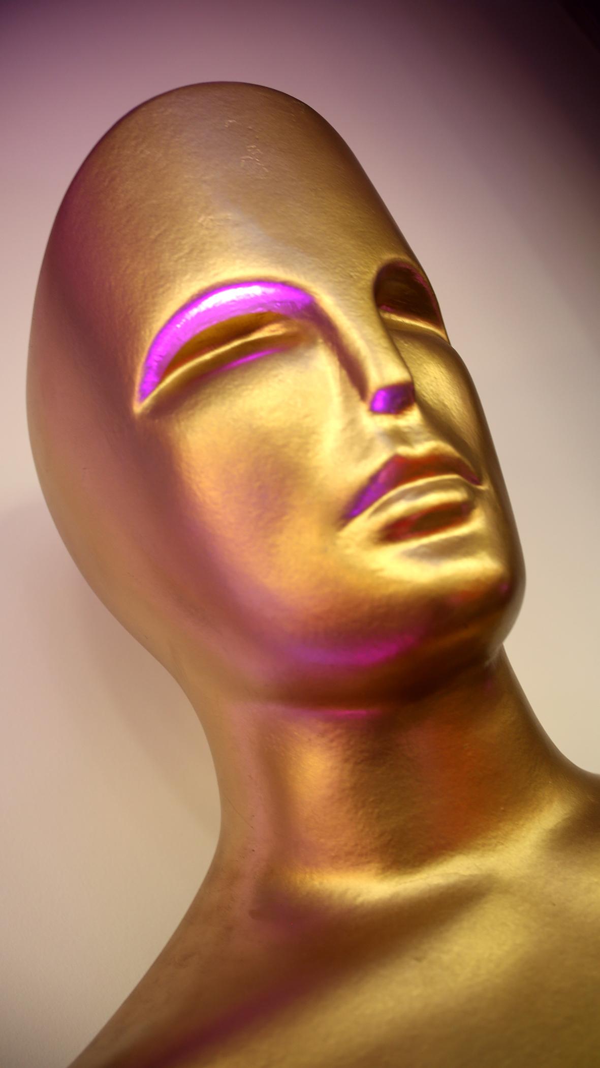 Life Size Oscar Statue