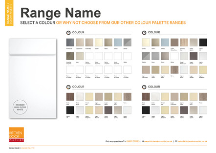 KDO Colour Palette Template