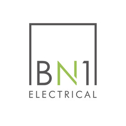BN1 Electrical Logo Design