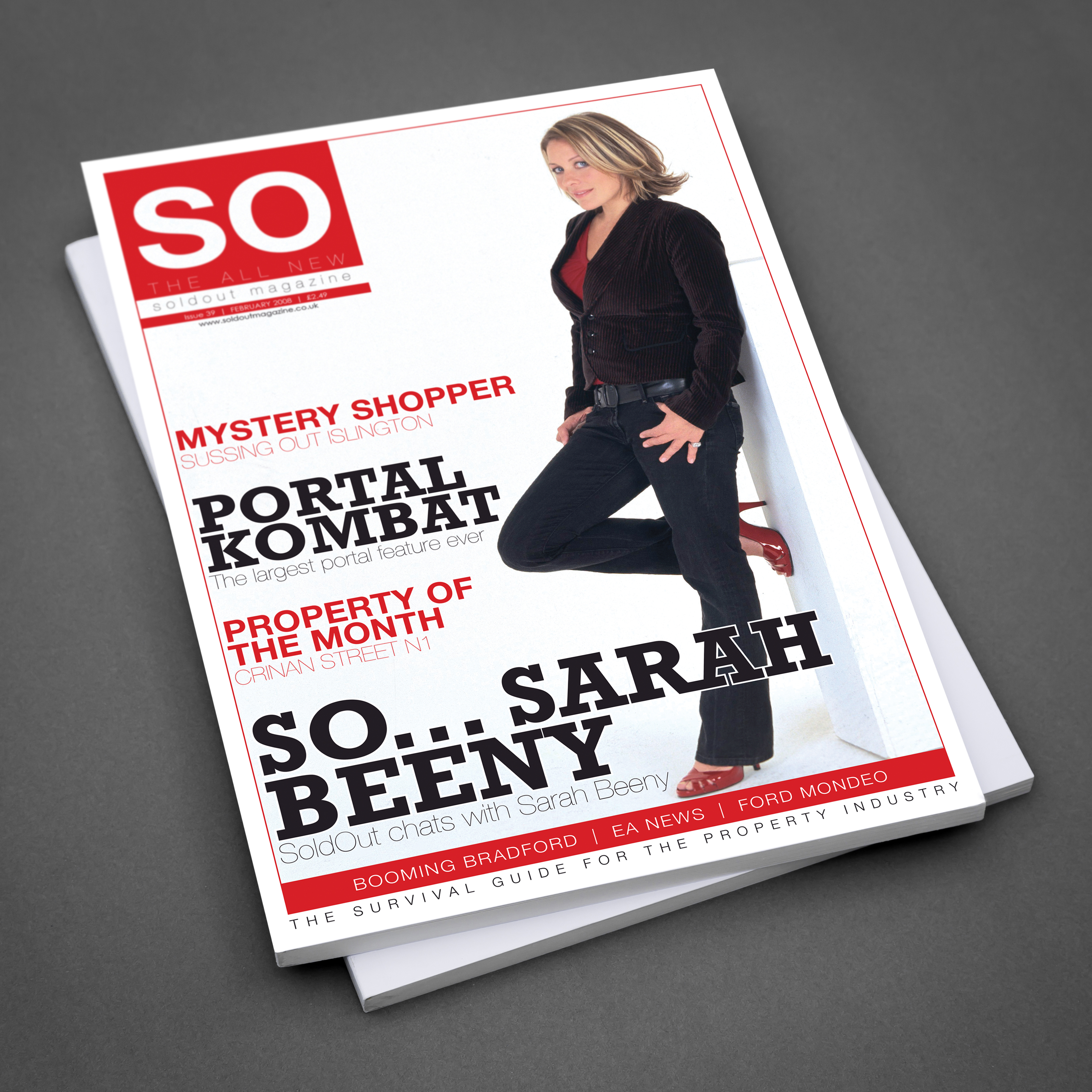 SO Magazine Front Cover