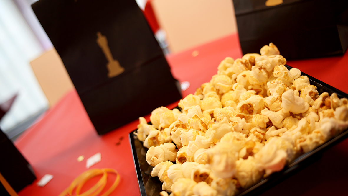 Oscar Award Ceremony Nibbles