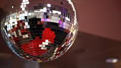 Oscar Award Ceremony Glitter Ball