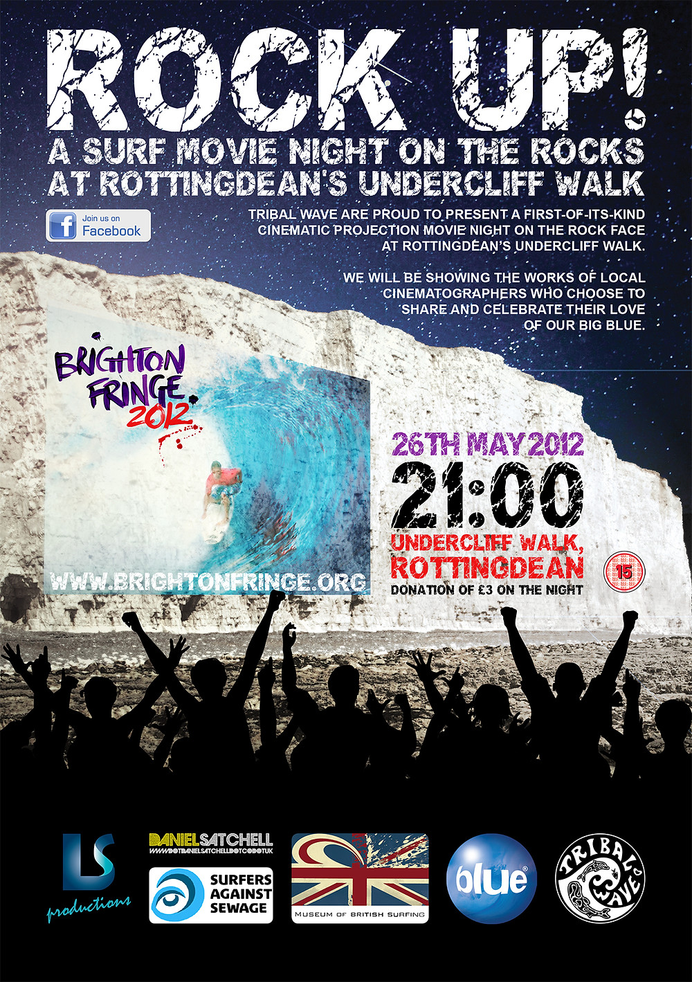 Rock Up 2012 Poster