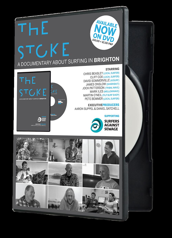 The Stoke DVD