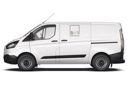 Van Livery Logo Graphics