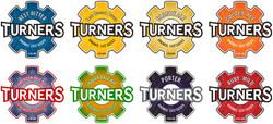 Turners Beer Old Logos