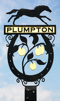 Plumpton Village Sign