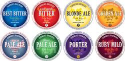 Turners Beer New Logos