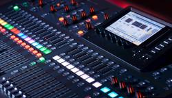 LS Productions UK Ltd Equipment; digital desk