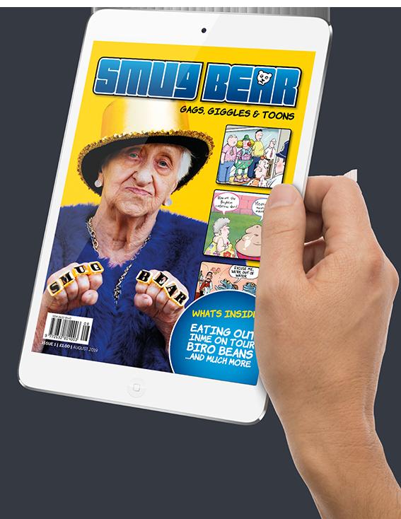 Smug Bear Digital e-magazine