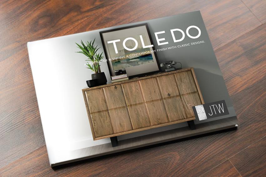 JTW Coffee Table Brochure