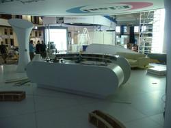 Exhibition Rigging & Setup Day