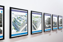 AMEX New Building Internal Posters