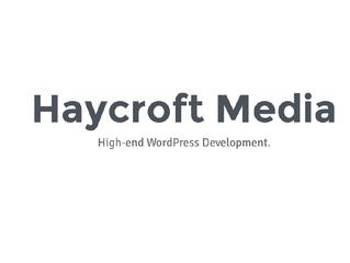 Haycroft Media | High-end WordPress Development & Design