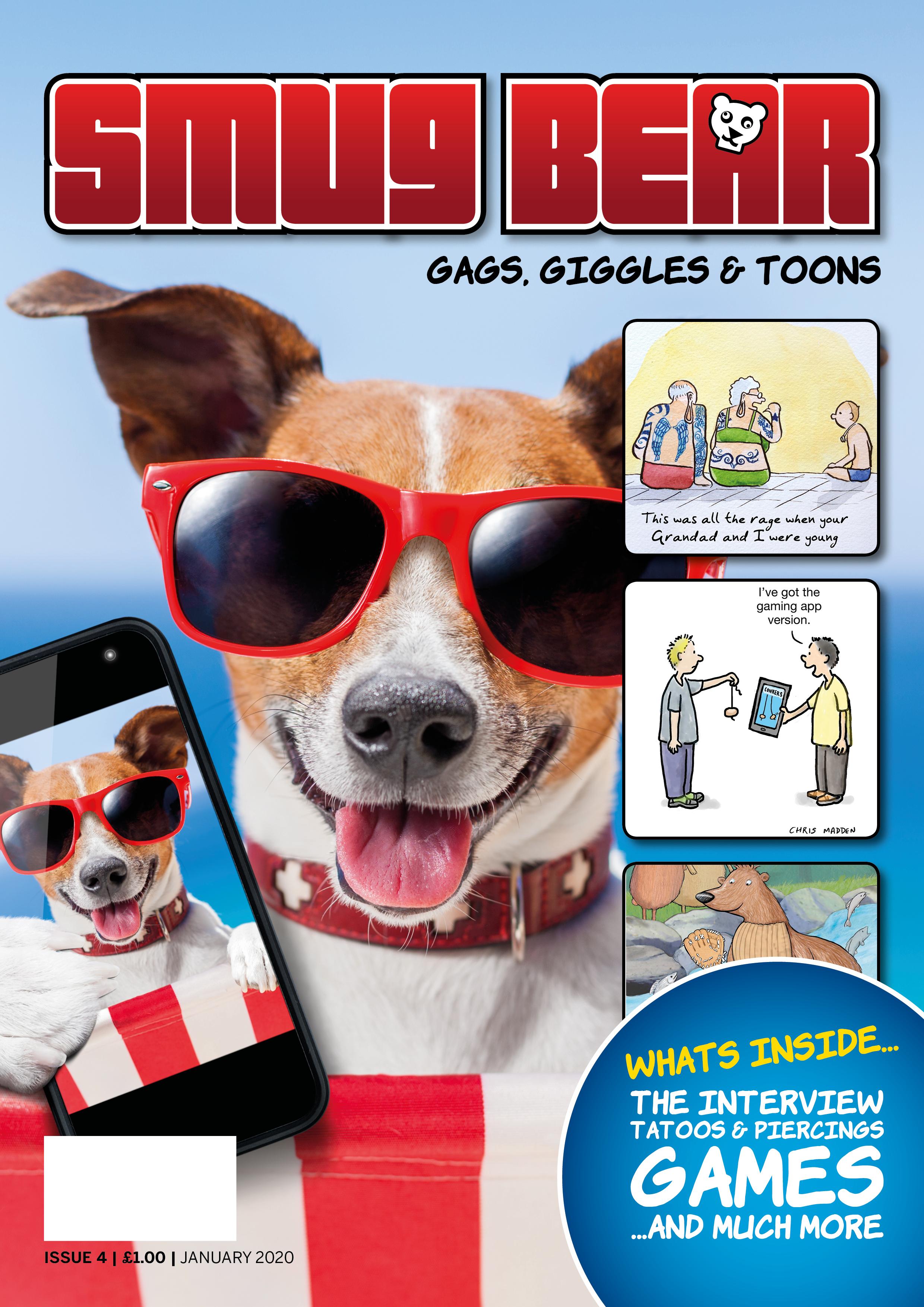 Smug Bear e-magazine - Issue 004