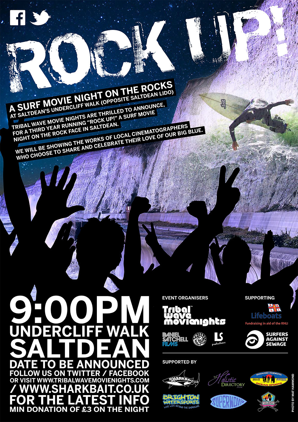 Rock Up 2014 Poster