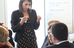 Photography of a Conference at American Express, Brighton