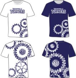 Turners T-Shirt Designs