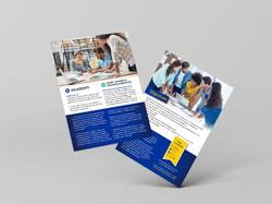 HexTransforma's EWWD Academy & EWWD A4 Digital & Printed Flyer