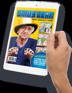 Smug Bear e-Magazine Portfolio