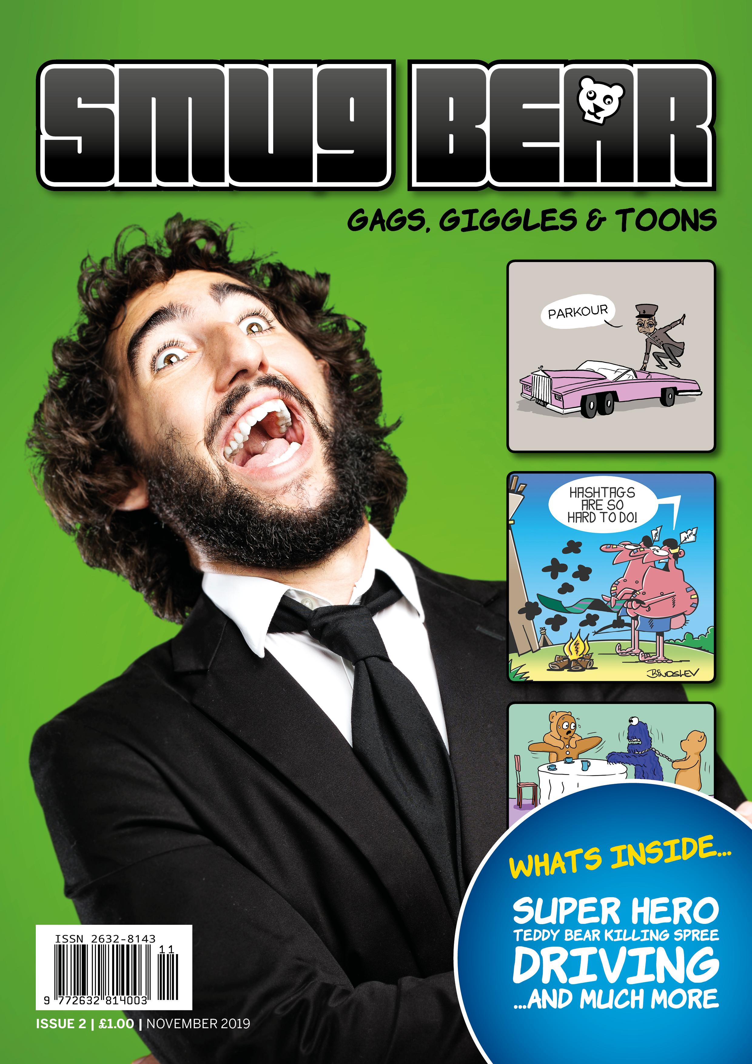 Smug Bear e-magazine - Issue 002