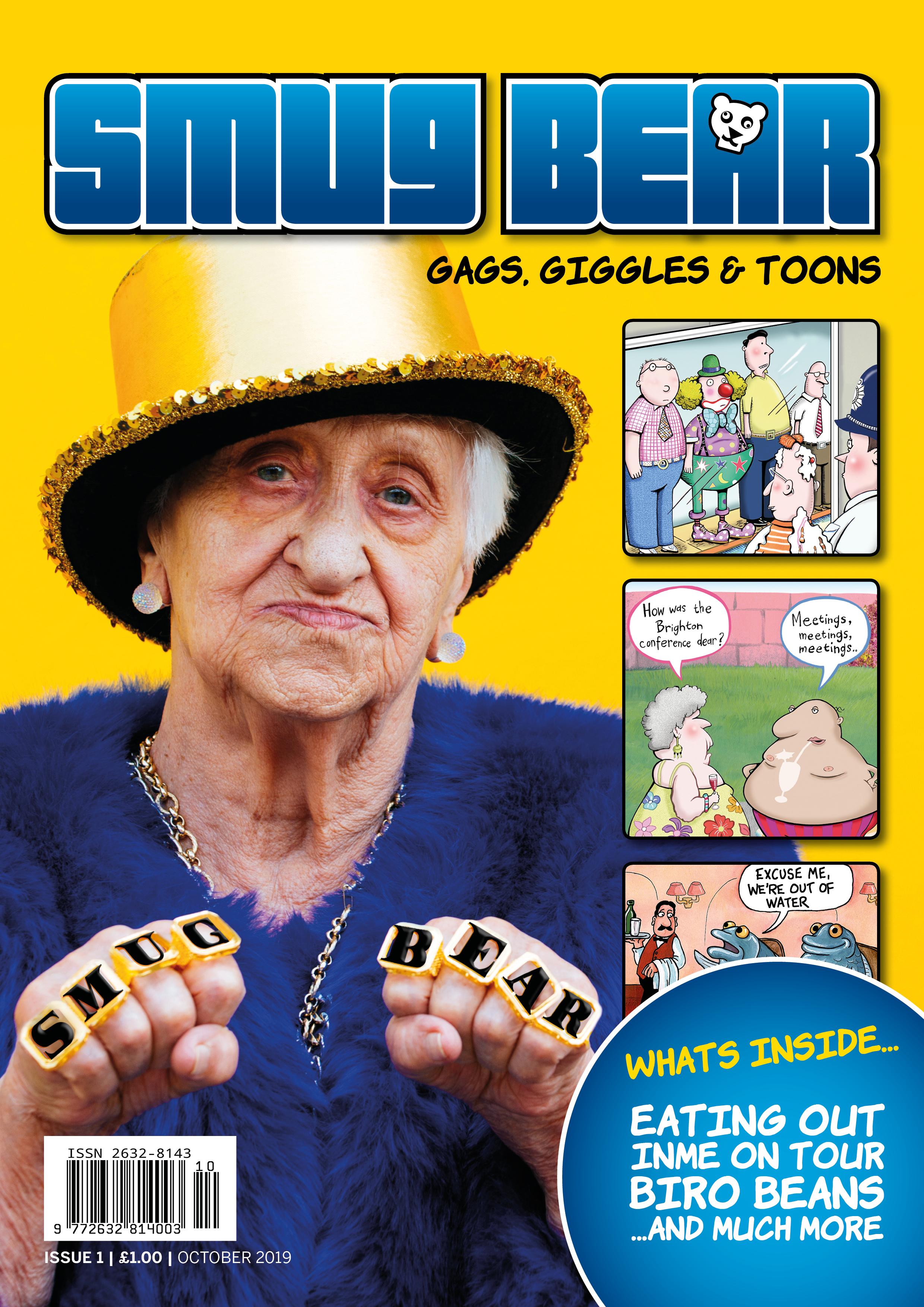 Smug Bear e-magazine - Issue 001