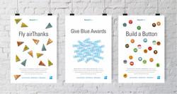 Internal Printed Posters