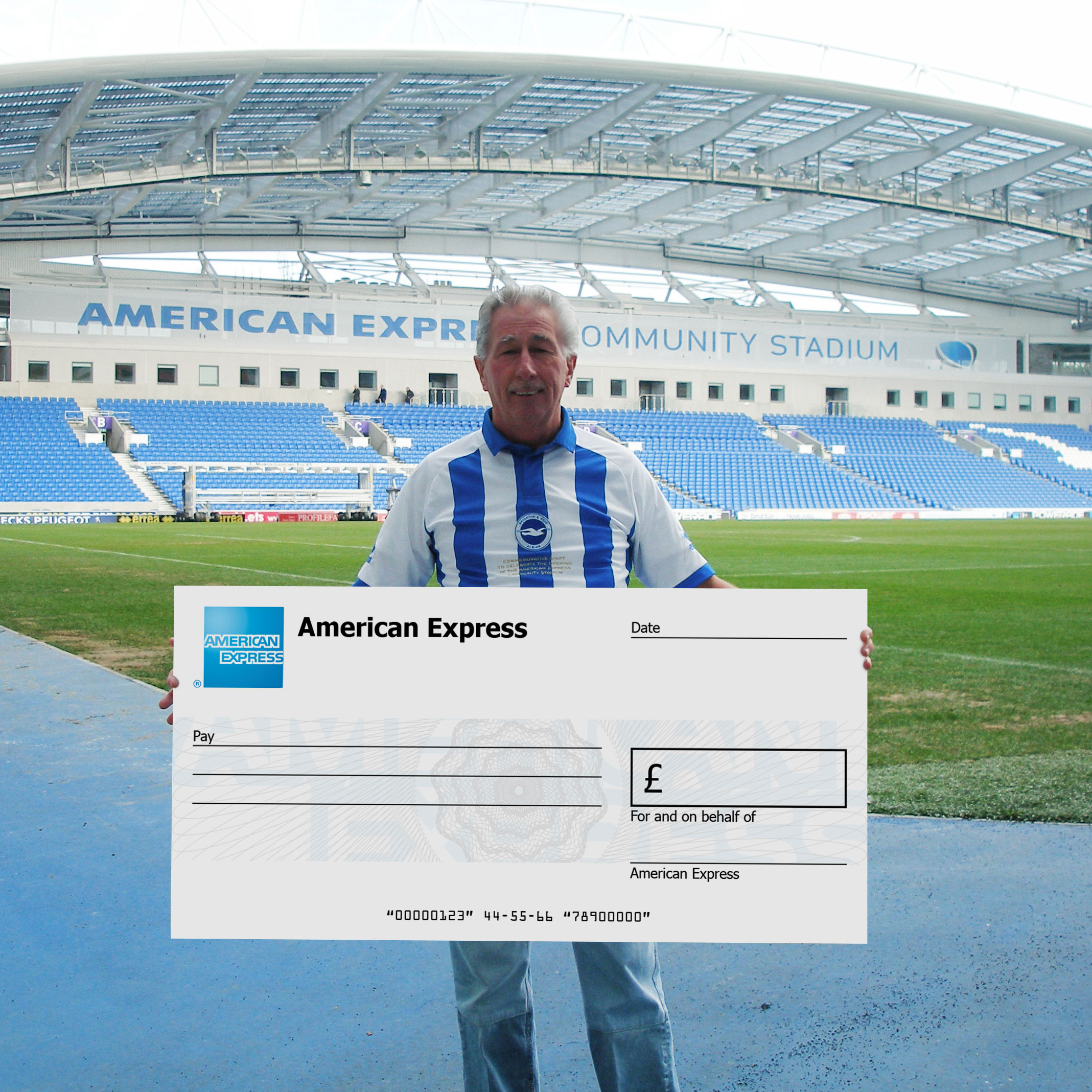 American Express Cheque
