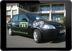 WTN Car Livery