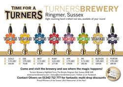 Turners Facebook Banner Advert