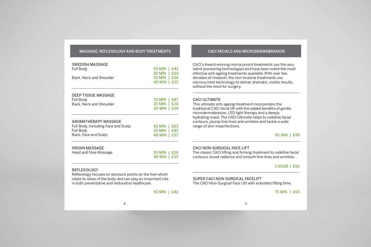 Printed Price Guide - DPS
