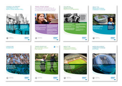 American Express & Albion In The Community Posters (Digital & Print)